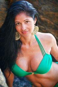 Lanisha Cole Photography- Swimsuit Photo Shoot- Point Dume Beach- Malibu- California 1-2