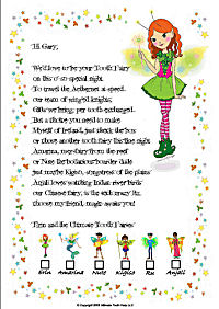 Tooth fairy fiasco a hot mama for Free printable tooth fairy letter template