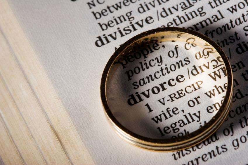 Divorce or