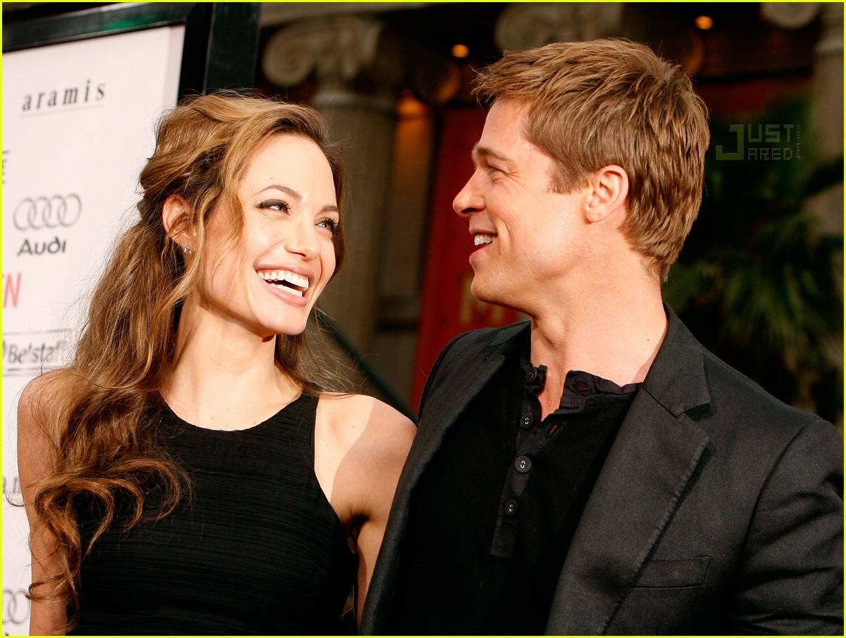 Topic read? Angelina jolie brad pitt threesome sympathise with