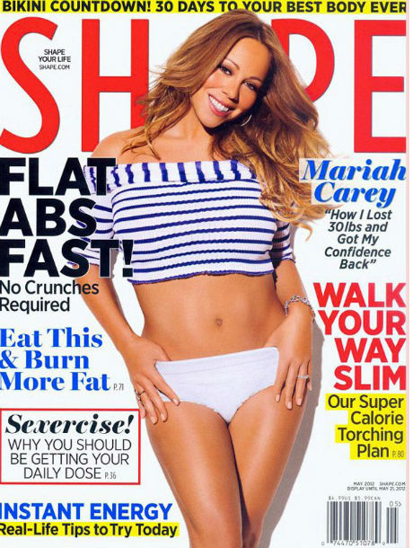 Mariah Carey: Fitness, Tummy Tuck Surgery & Looking Your Best After Pregnancy